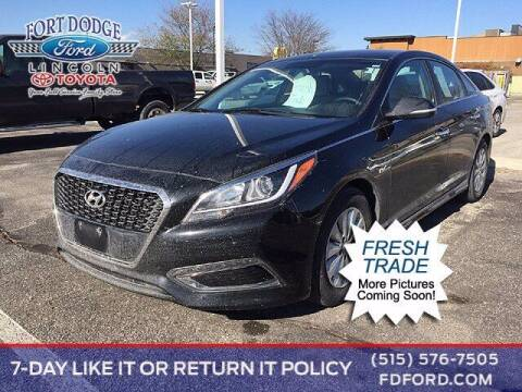 2016 Hyundai Sonata Hybrid for sale at Fort Dodge Ford Lincoln Toyota in Fort Dodge IA