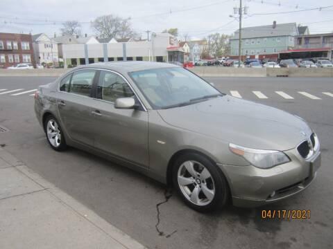 2005 BMW 5 Series for sale at Cali Auto Sales Inc. in Elizabeth NJ
