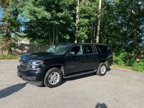 2017 Chevrolet Suburban for sale at Long Island Exotics in Holbrook NY