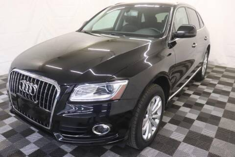 2015 Audi Q5 for sale at AH Ride & Pride Auto Group in Akron OH