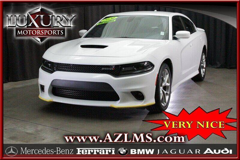 2020 Dodge Charger for sale at Luxury Motorsports in Phoenix AZ