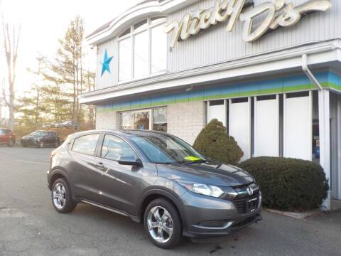 2018 Honda HR-V for sale at Nicky D's in Easthampton MA