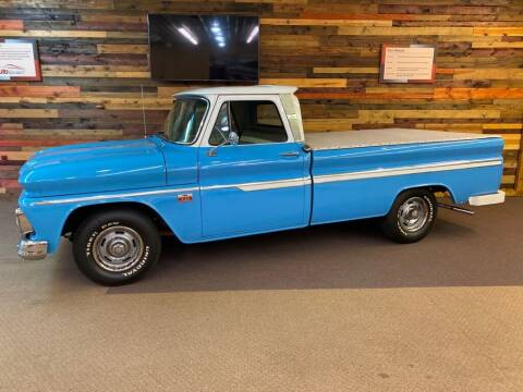 1966 Chevrolet C/K 10 Series for sale at AutoSmart in Oswego IL