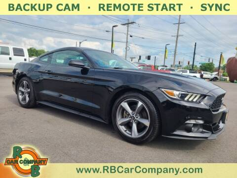 2017 Ford Mustang for sale at R & B Car Company in South Bend IN