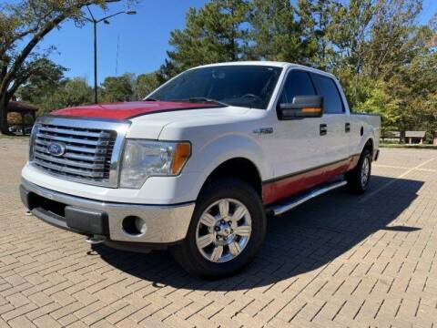 2012 Ford F-150 for sale at JES Auto Sales LLC in Fairburn GA