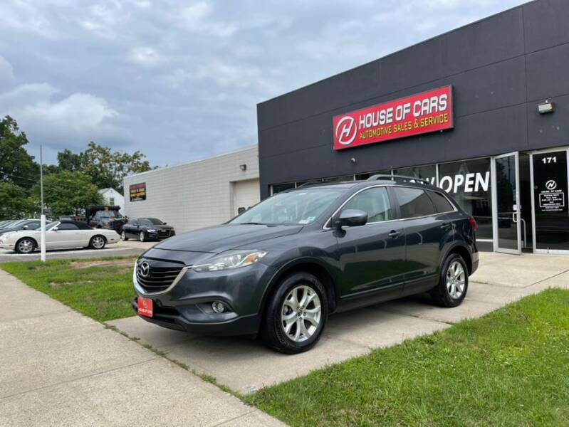 2014 Mazda CX-9 for sale at HOUSE OF CARS CT in Meriden CT