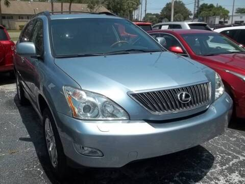 2004 Lexus RX 330 for sale at PJ's Auto World Inc in Clearwater FL
