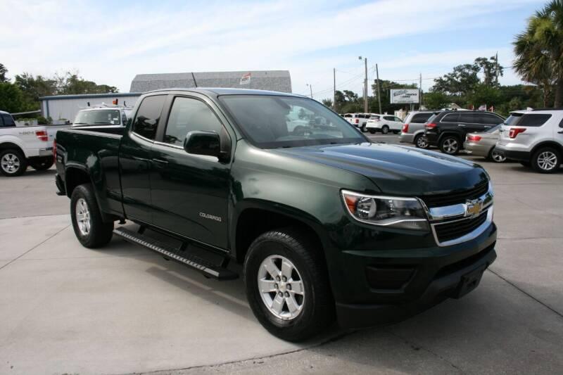 2016 Chevrolet Colorado for sale at Mike's Trucks & Cars in Port Orange FL