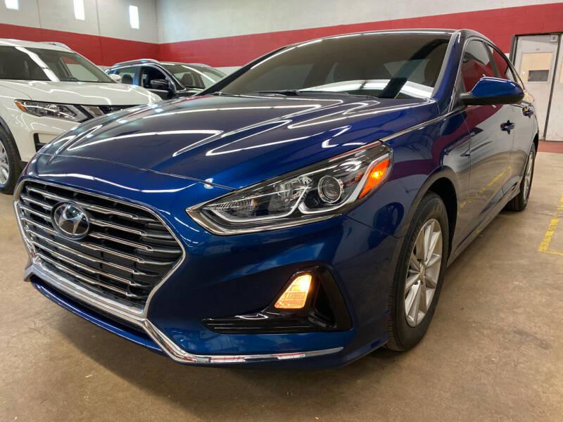 2018 Hyundai Sonata for sale at Columbus Car Warehouse in Columbus OH