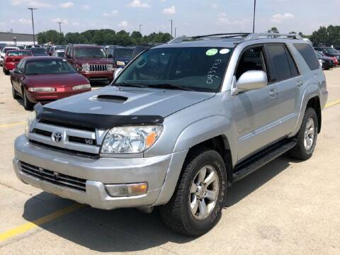 2004 Toyota 4Runner for sale at Family First Auto in Spartanburg SC