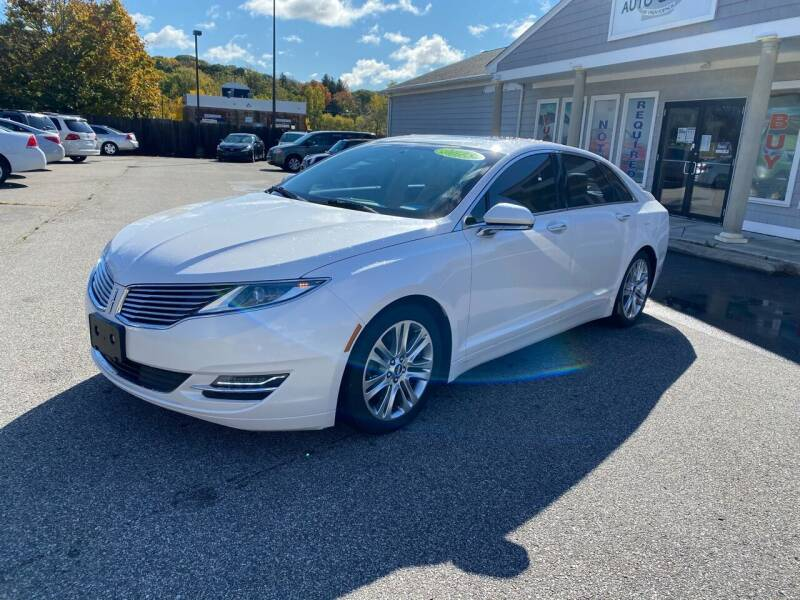 2015 Lincoln MKZ for sale at Capital Auto Sales in Providence RI