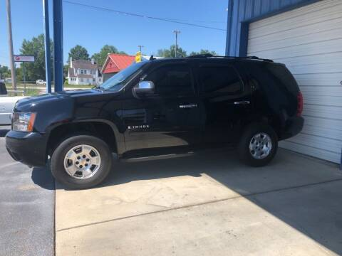 2007 Chevrolet Tahoe for sale at Mac's Auto Sales in Camden SC