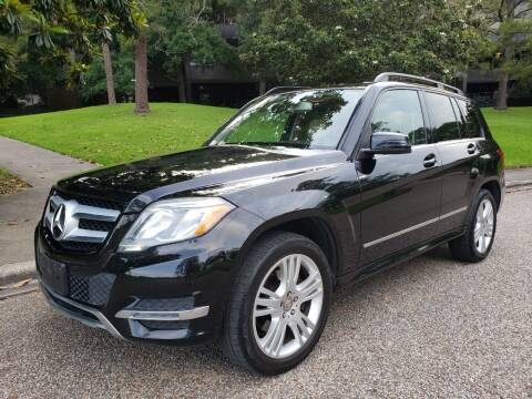 2014 Mercedes-Benz GLK for sale at Houston Auto Preowned in Houston TX