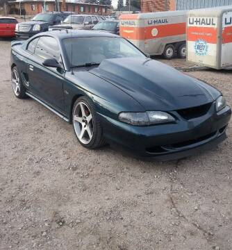 1996 Ford Mustang for sale at Good Guys Auto Sales in Cheyenne WY