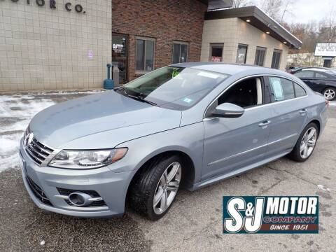 2013 Volkswagen CC for sale at S & J Motor Co Inc. in Merrimack NH
