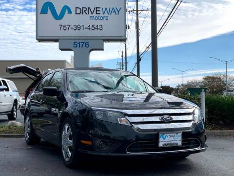 2011 Ford Fusion for sale at Driveway Motors in Virginia Beach VA
