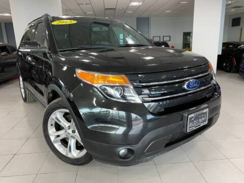 2015 Ford Explorer for sale at Auto Mall of Springfield in Springfield IL