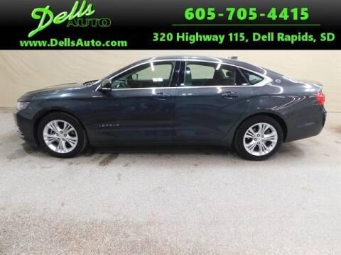 2015 Chevrolet Impala for sale at Dells Auto in Dell Rapids SD