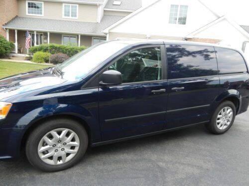 2014 RAM Ram Van for sale at Highlands Auto Exchange in Port Murray NJ