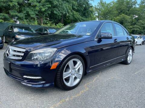 2011 Mercedes-Benz C-Class for sale at Dream Auto Group in Dumfries VA