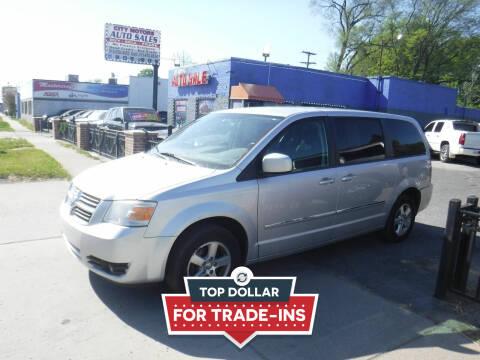 2008 Dodge Grand Caravan for sale at City Motors Auto Sale LLC in Redford MI