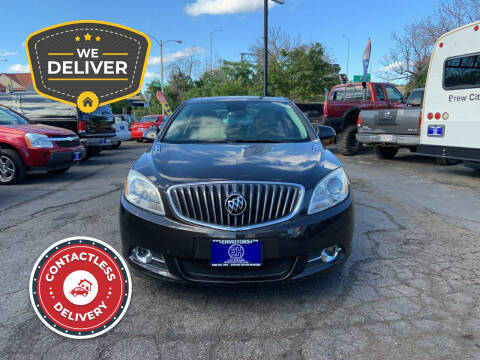 2013 Buick Verano for sale at E H Motors LLC in Milwaukee WI