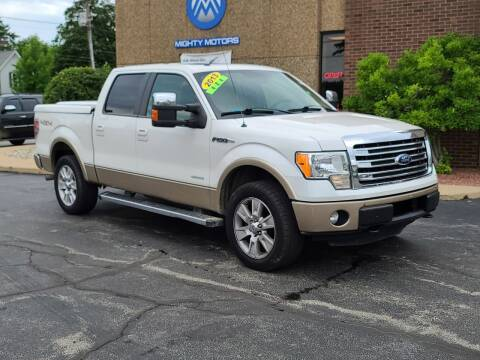 2013 Ford F-150 for sale at Mighty Motors in Adrian MI