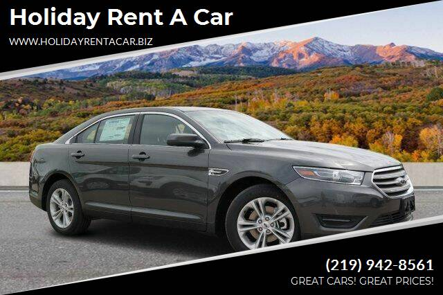 2019 Ford Taurus for sale at Holiday Rent A Car in Hobart IN