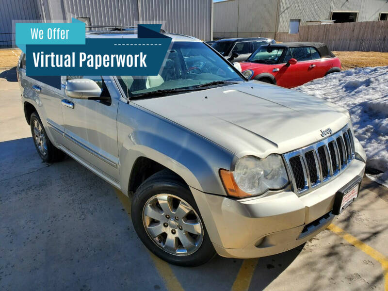 2008 Jeep Grand Cherokee for sale at Barton Auto Sales in Longmont CO