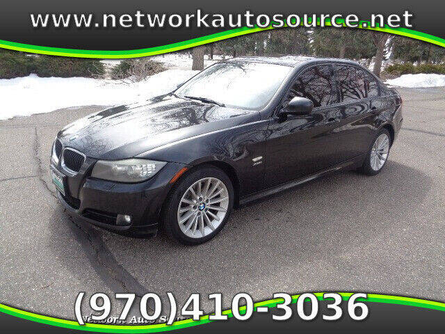 2011 BMW 3 Series for sale at Network Auto Source in Loveland CO