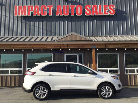 2015 Ford Edge for sale at Impact Auto Sales in Wenatchee WA