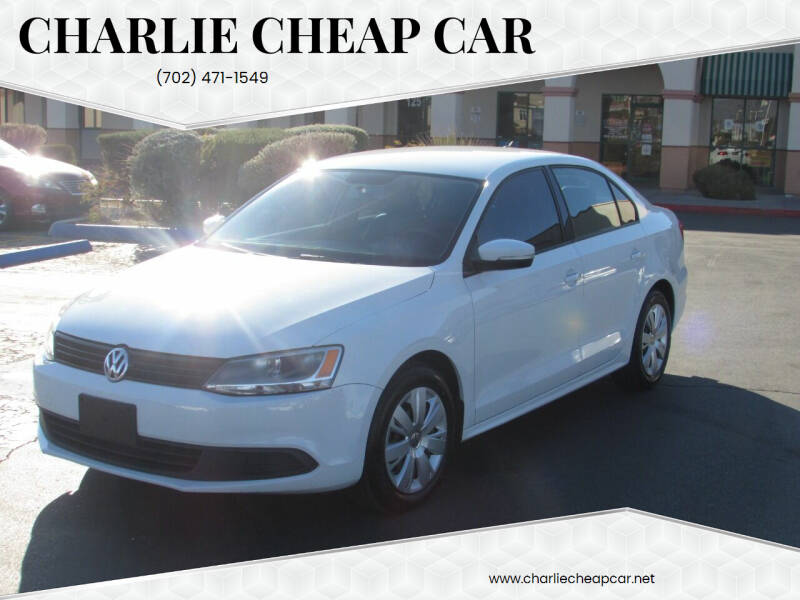 2014 Volkswagen Jetta for sale at Charlie Cheap Car in Las Vegas NV