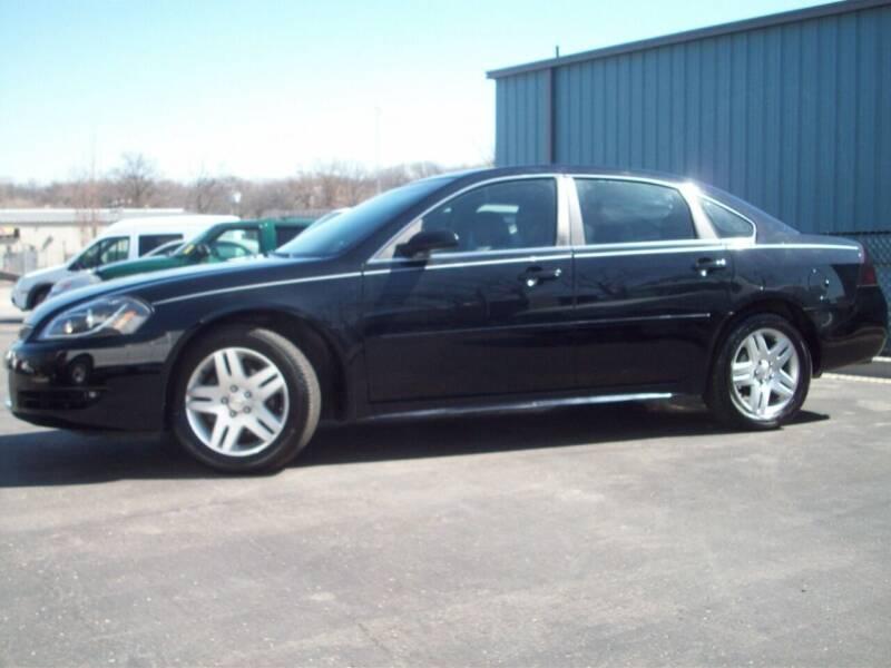 2012 Chevrolet Impala for sale at Whitney Motor CO in Merriam KS