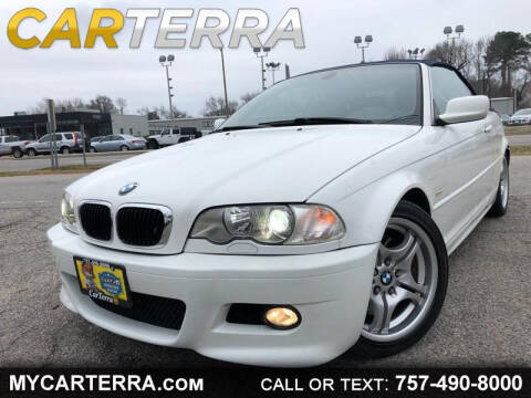 2002 BMW 3 Series for sale at Carterra in Norfolk VA