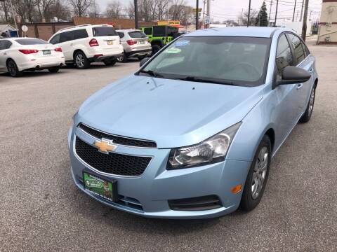 2011 Chevrolet Cruze for sale at MR Auto Sales Inc. in Eastlake OH