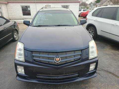2008 Cadillac SRX for sale at All State Auto Sales, INC in Kentwood MI