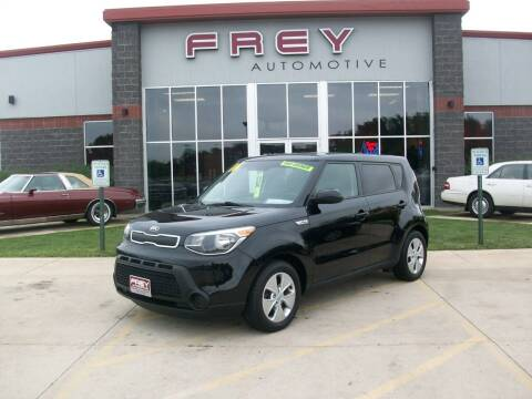 2016 Kia Soul for sale at Frey Automotive in Muskego WI