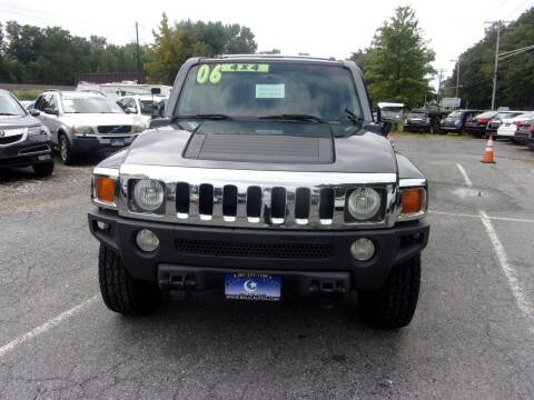 2006 HUMMER H3 for sale at Balic Autos Inc in Lanham MD