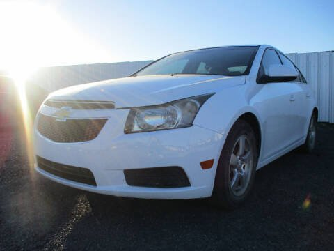 2013 Chevrolet Cruze for sale at Texas Country Auto Sales LLC in Austin TX