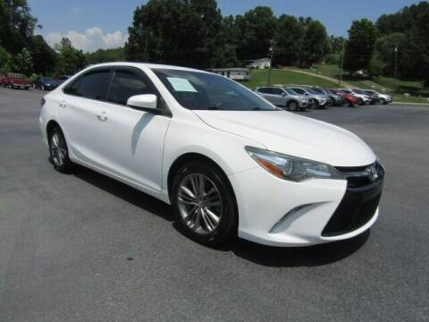 2015 Toyota Camry for sale at Specialty Car Company in North Wilkesboro NC