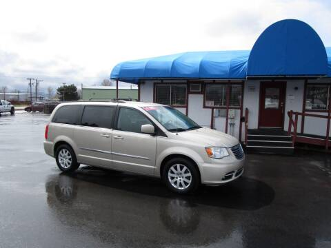 2013 Chrysler Town and Country for sale at Jim's Cars by Priced-Rite Auto Sales in Missoula MT