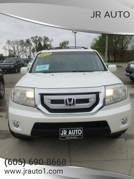 2011 Honda Pilot for sale at JR Auto in Brookings SD