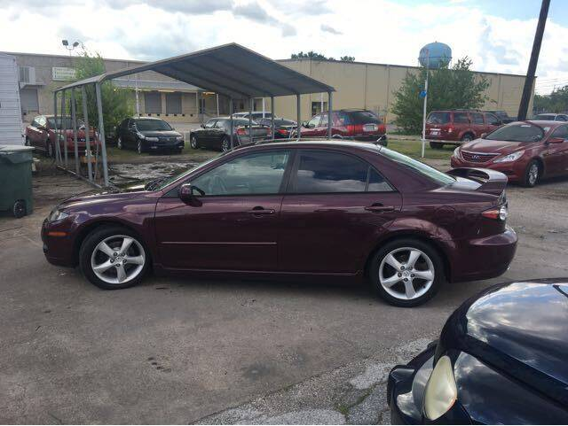 2006 Mazda MAZDA6 for sale at Jerry Allen Motor Co in Beaumont TX
