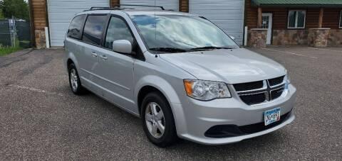2012 Dodge Grand Caravan for sale at Transmart Autos in Zimmerman MN