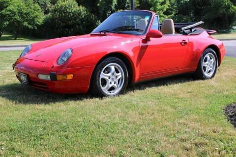 1995 Porsche 911 for sale at Great Lakes Classic Cars & Detail Shop in Hilton NY