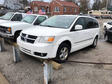2010 Dodge Grand Caravan for sale at Kneezle Auto Sales in Saint Louis MO