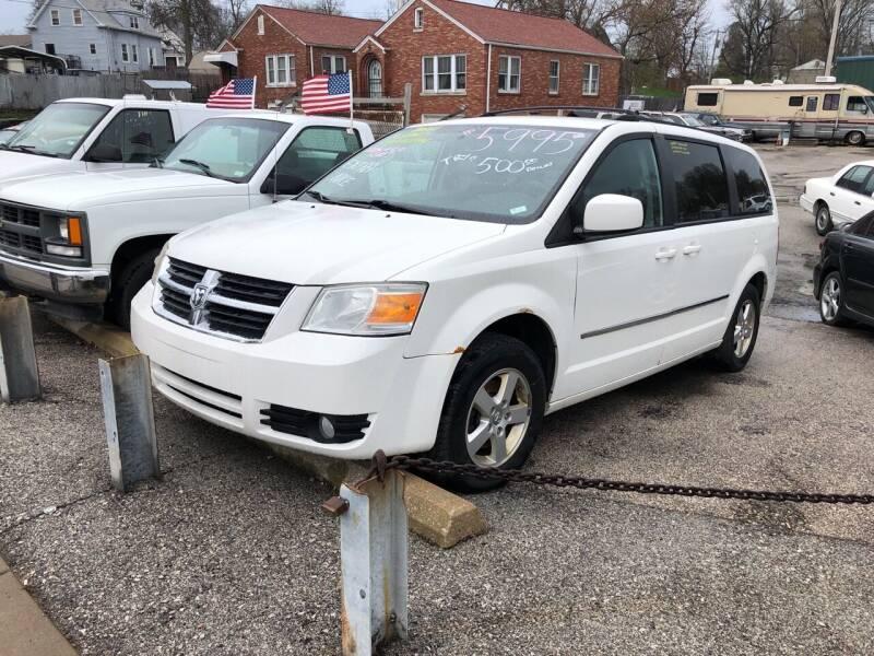 2010 Dodge Grand Caravan for sale at Kneezle Auto Sales in Saint Louis MO