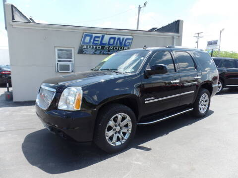 2014 GMC Yukon for sale at DeLong Auto Group in Tipton IN