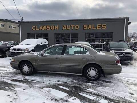 2000 Buick LeSabre for sale at Clawson Auto Sales in Clawson MI
