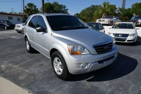 2008 Kia Sorento for sale at J Linn Motors in Clearwater FL
